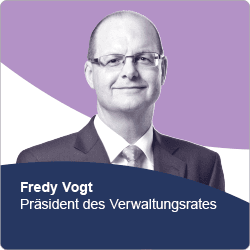 Fredy Vogt, Head of Client Business